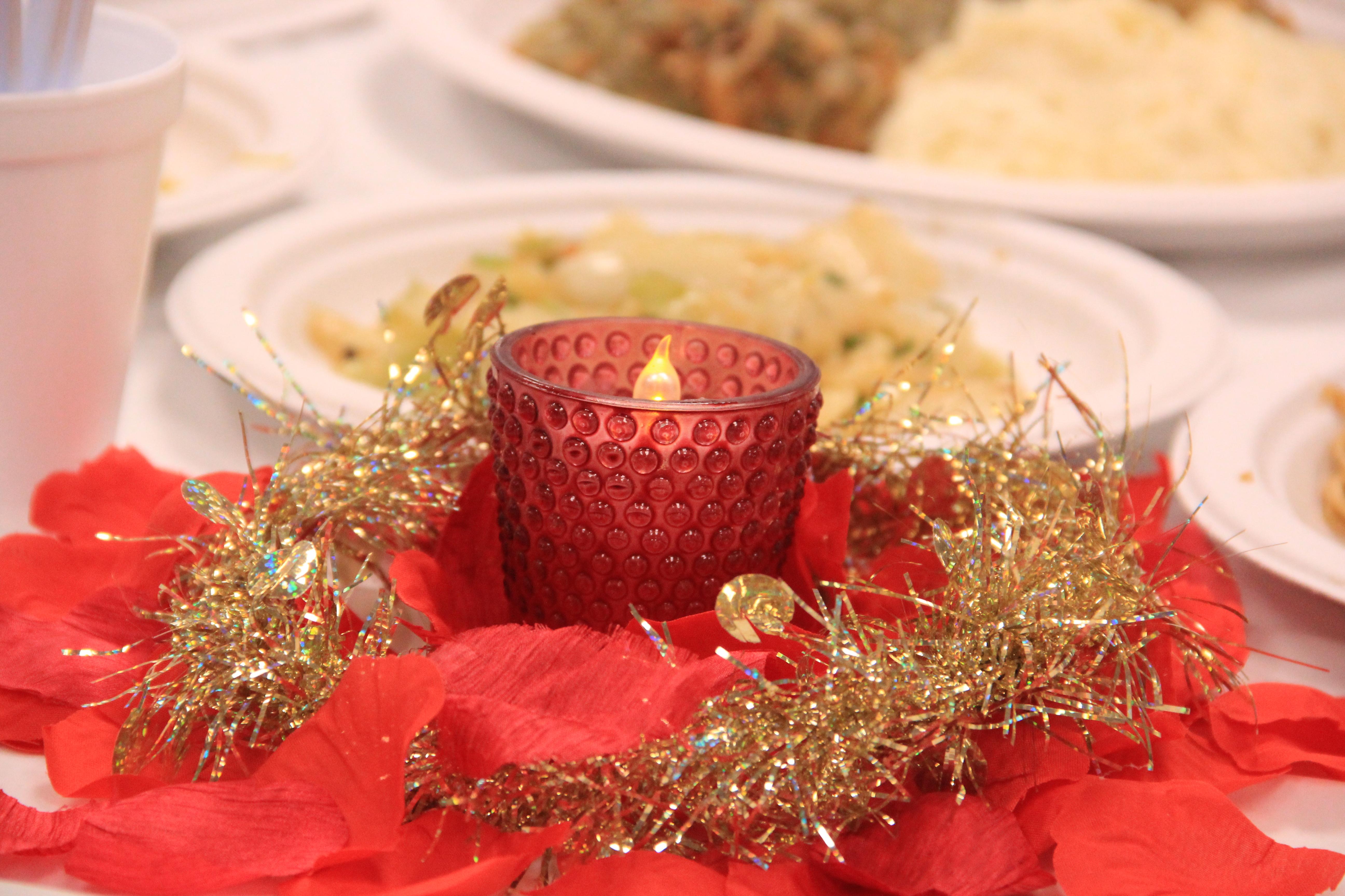 感恩,回家--感恩節特別聚會